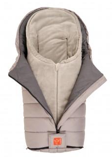 Зимний Конверт Kaiser PAUL 3 в 1 (95 X 45 См) Light Grey Светло-серый